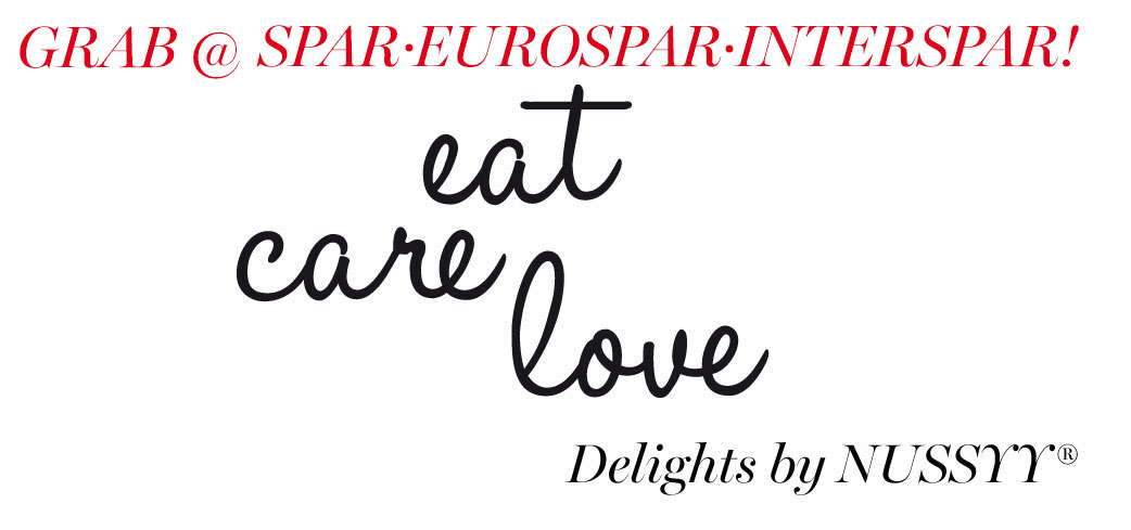 Eat Care Love by Nussy