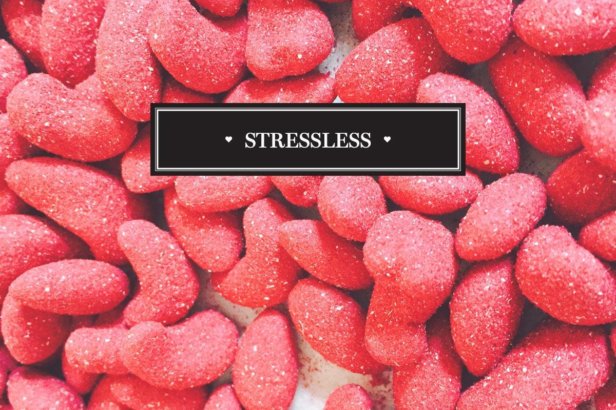 NUSSYY® STRESSLESS - BIOHIMBEERE & INGWER