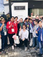 NUSSYY® bei der KINDERGESUNDHEITSWOCHE 2018